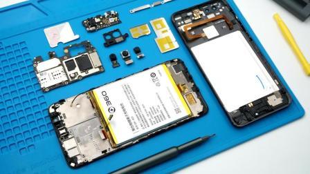 「爱·拆」360手机N7拆解: 同价位中的AK47/细节设计特殊