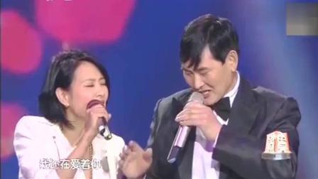 朱之文、李慧珍演唱《因为爱情》唱柔情的歌, 也毫不含糊!