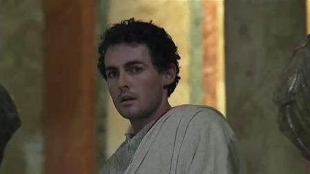 《凯撒大帝(下)》  刺客持利刃怒插凯撒震惊众人
