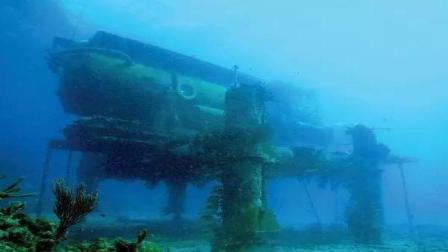 中国水底两千米建造超大工程! 技术更是超越美国, 世界第一