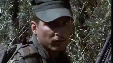 《血色战役》  遭遇竹刺陷阱 手被戳穿不敢出声