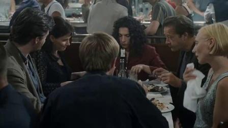 《未知密码》  法国餐厅内景 绝美长镜透玄机