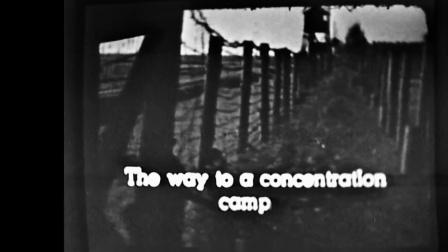 观看纳粹影片资料 艾希曼面不改色