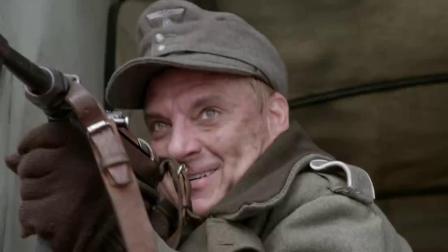 《英雄连》  德军驱车紧追不舍遭盟军飞机打爆