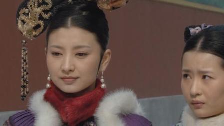 《甄嬛传》甄嬛对采月说的这番话, 说明她早就知道皇上的真实身份