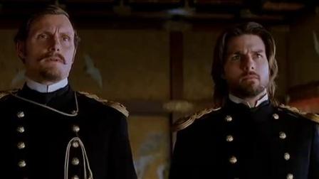《最后的武士》  天皇接见不允许任何人携带武器