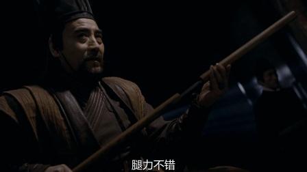 《倭寇的踪迹》  大刀戏模仿马战展示冷兵器实战