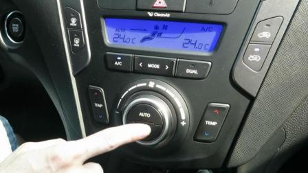 汽车自动空调很鸡肋? 那是因为你不会用, 看完后就知道怎么用了