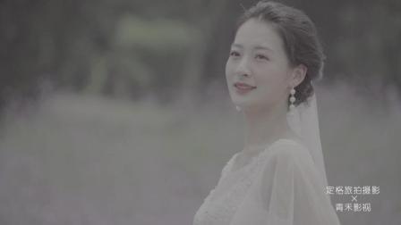 【青禾影视】[婚纱MV]爱的定格