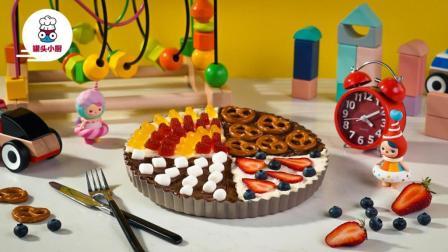 糖果与披萨的完美结合 这个儿童节让你甜甜过