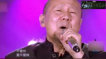 腾格尔唱起了情歌《离不开你》, 只为怀念失去的深爱的女儿