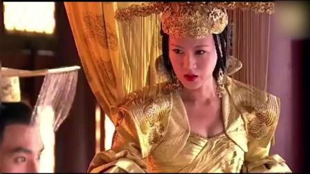 皇后要跟皇上一起上朝, 不料皇上竟当场废立, 皇后气炸了