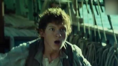 """鲸鱼出现的那一刻, 真的吓我一跳! 简直可以""""秒杀""""呀!"""