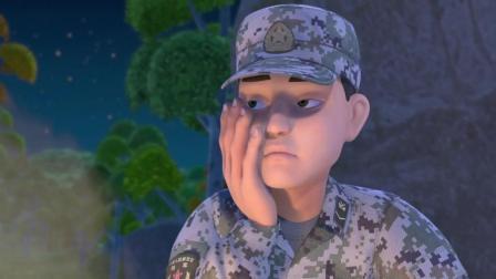 聪明的顺溜之雄鹰小子: 这才是军人