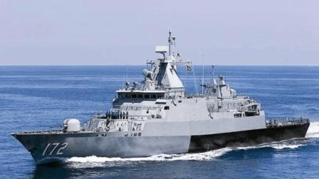 中国军舰斩获一大订单 马来西亚感叹: 中国产品实在太良心