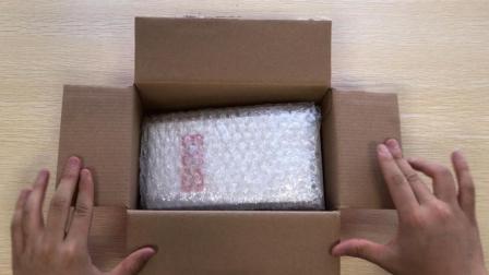 1799元买的vivo X20开箱, 打开盒子一瞬间, 我勒个去!
