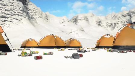 人类登顶珠峰65周年 成吨的垃圾怎么办?