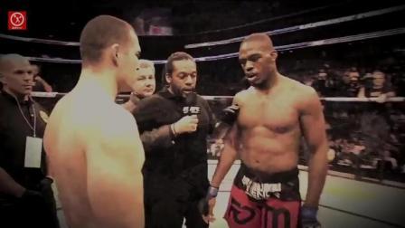 """UFC梦幻对决: 安德森""""蜘蛛""""席尔瓦VS """"骨头""""琼斯"""
