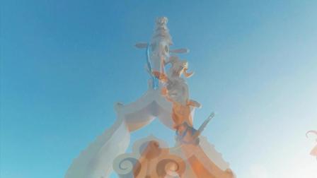《摩旅中国及东南亚纪录片》第七集: 阿拉善盟