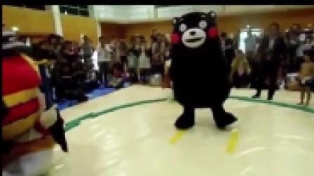 表蛋疼 2016:酷MA萌 熊本熊与鞠志城军的相扑大赛 241        8.6
