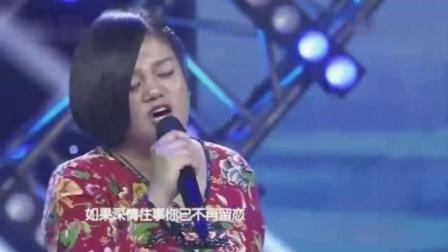 毕福剑棒红的山楂妹, 成功翻唱张雨生的这首歌, 瞬间让她红遍全中国