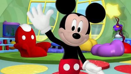 米老鼠和唐老鸭之米奇与米妮之米老鼠大战怪物岛玩具动画视频