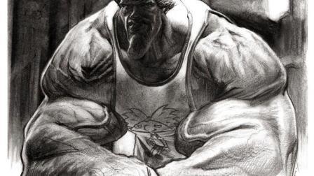 亚洲最壮的五位肌肉男, 第一名厉害