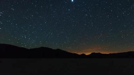 人死了就会变成星星? 这是真的, 但是是流星!
