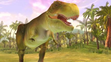 虹猫蓝兔恐龙世界 第11集 霸王龙是怎么长成的