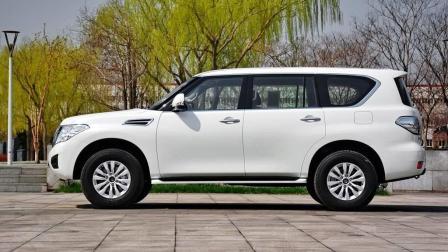 这才是纯爷们的SUV, 比普拉多还要大, 16万多不到普拉多一半