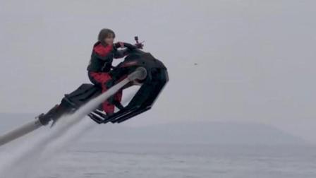 这辆摩托能上天看看你就知道了网友: 5岁小孩都能玩