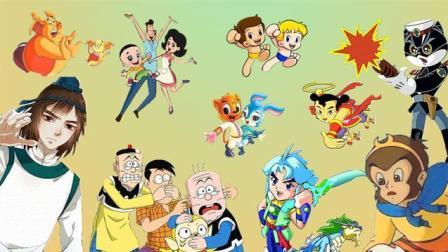 儿童节回忆杀, 20部90后经典国创动画片, 你是否还记得曾经的童真