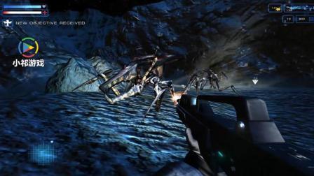 小祁解说: 游戏《星河战队》第一关, 登陆虫星