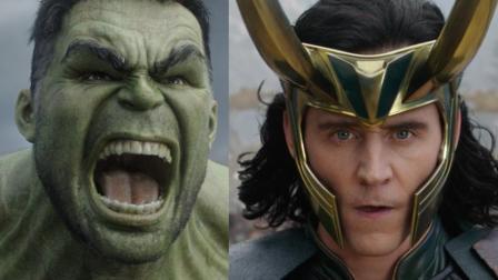 惊爆内幕: 洛基没有死! 是他假扮的绿巨人!
