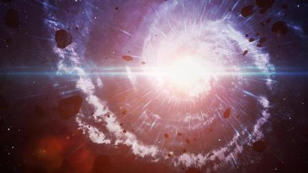 维度是宇宙的年轮? 宇宙童年只有一维, 而四维目前或还没有出现!