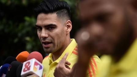 法尔考:荣幸得到米兰的关注 但我现在只专注于世界杯