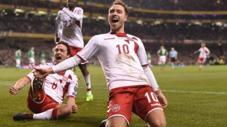 丹麦国家队即将登场:埃里克森小舒梅切尔领衔