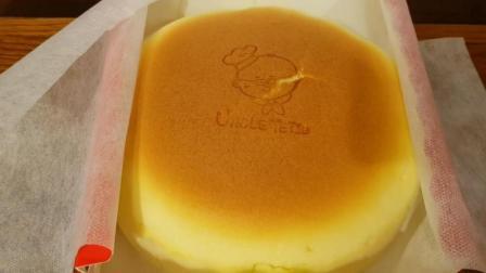 台北这家蛋糕店的原味起司蛋糕太好吃了, 难怪每人只能限购一盒