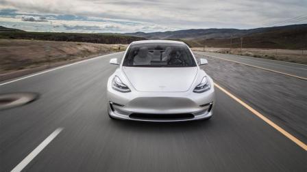 汽车也能安装更新包? 特斯拉公司为Model 3车型推送升级包