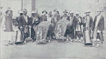 光绪朝北京城实录, 清朝人的生活场景了解一下