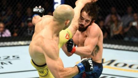 UFC格斗之夜131: 马龙·莫拉斯VS吉米·里维拉