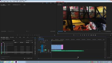 超详细Premiere(PR)视频剪辑教程一之视频合拼(新建项目、序列、素材导入)