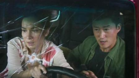 特种部队出来的吴京是战狼, 那旁边美女是战什么?