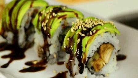 在家也能做出美味的寿司, 做法简单易学, 再也不用到外面买了