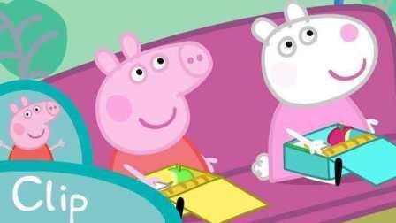 小猪佩奇学英语小猪佩学习