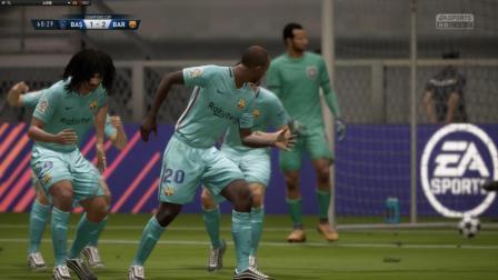 FIFA18古利特爆射世界波