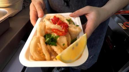 鱿鱼圈怎么做才好吃? 不在于烹饪方式, 而是怎么配料!