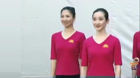 北京舞蹈学院中国舞考级全套教材第十二级之14 结束动作