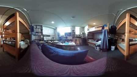 日曜剧场《黑色止血钳》渡海的房间 360度环绕镜头公开