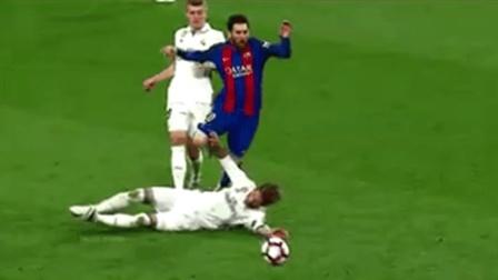 梅西搞笑瞬间 足球十大搞笑集锦